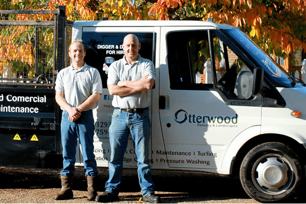 Otterwood - Fencing and Landscapes